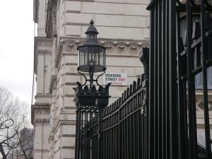 Gates of Downing Street